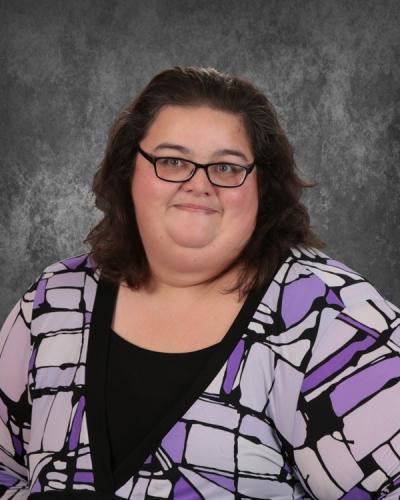 photo of Mrs. Edwards